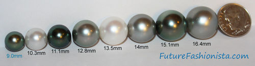 Pearl-Size-Chart