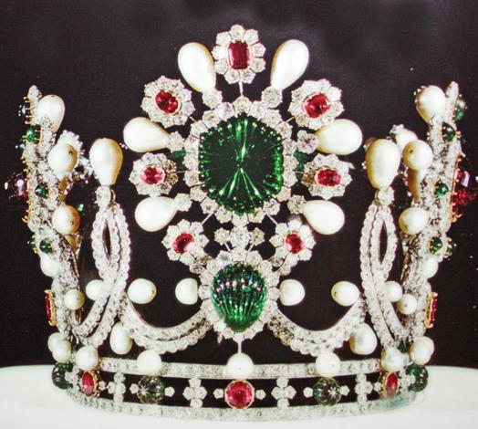 Eretz Elana Crown Jewels Of Iran